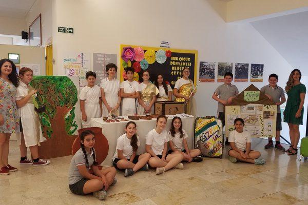 Okul Projeleri Teşvik Ödülü